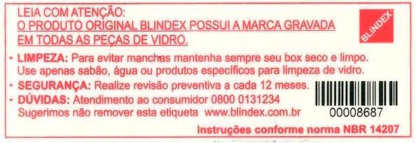 Identify Blindex